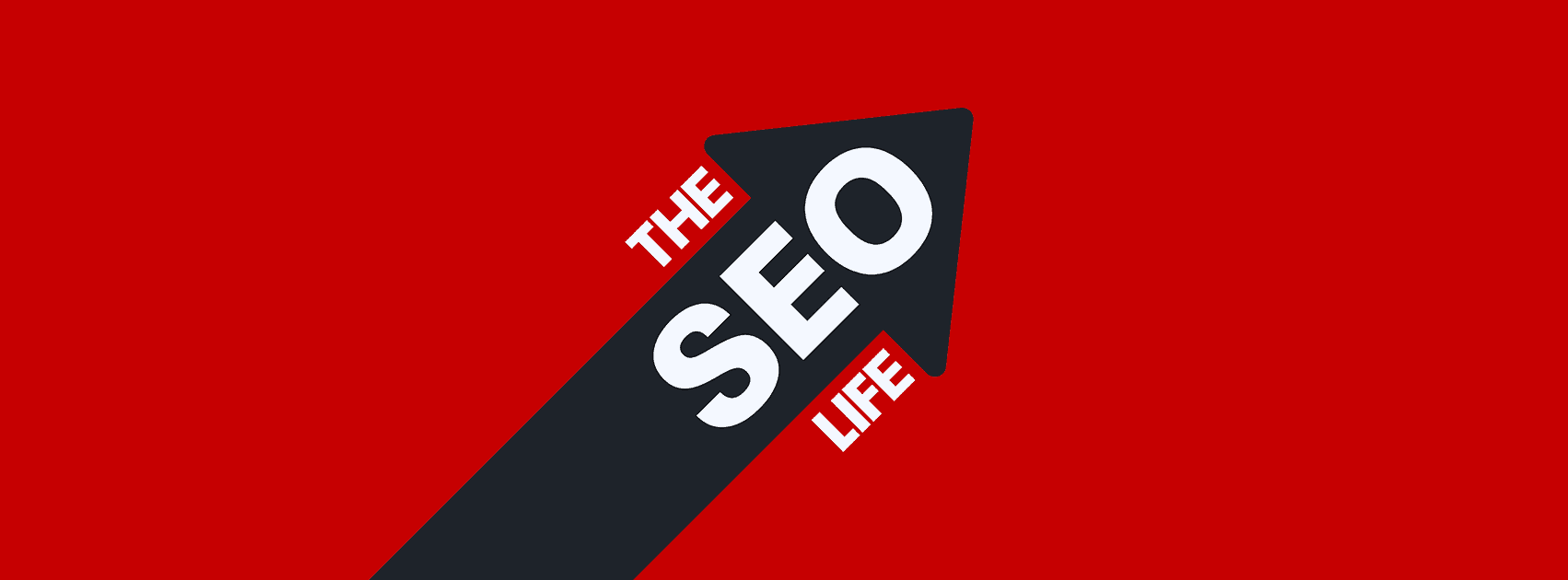 logo for the SEO life podcast.
